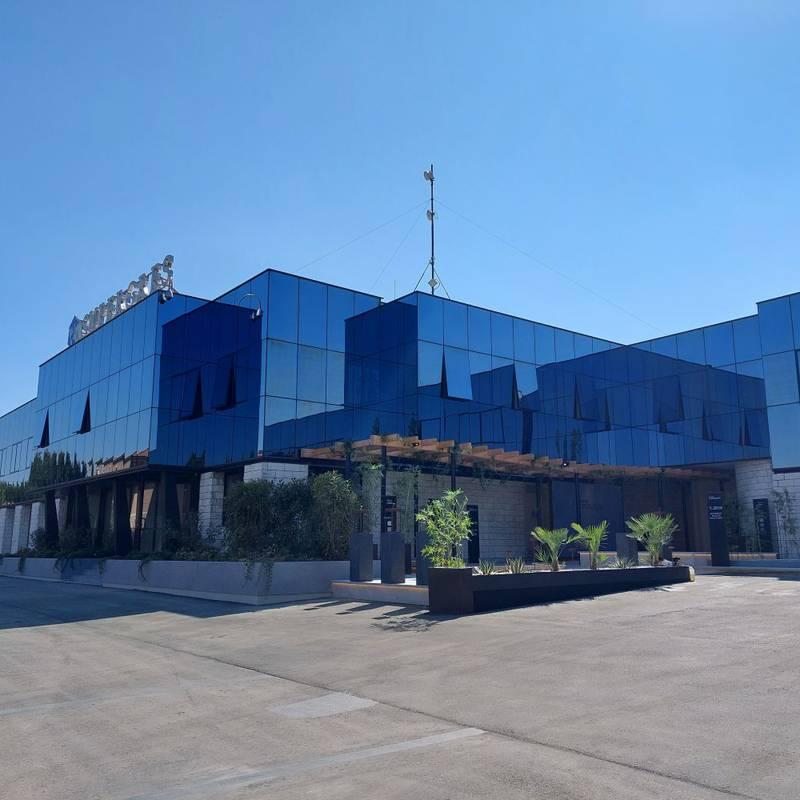 Nouvelle salle d'exposition