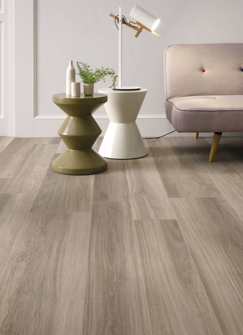 Wood effect stoneware floors Natural Appeal   Supergres